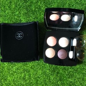 BNIB Chanel Eyeshadow Palette Les 4Ombres Eclosion